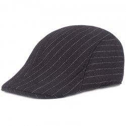 Middle-aged Men Winter Thick Warm Retro Cap -