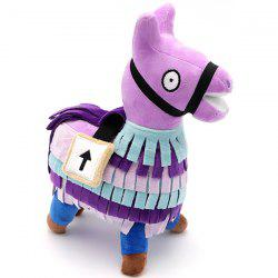 Llama Plush Doll Stuffed Toy - Pourpre  20CM