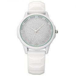 Rebirth D006 High Quality Movement Fashion Belt Quartz Female Watch -