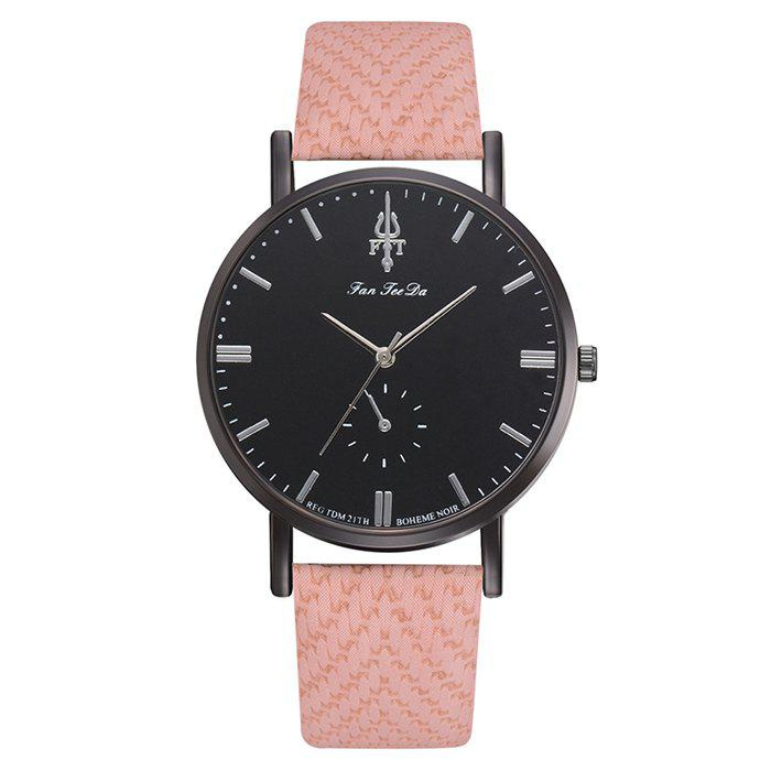 Shop Fanteeda Fd251 Simple And Stylish Big-disc Watch