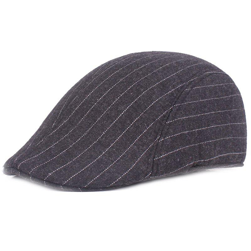 Latest Middle-aged Men Winter Thick Warm Retro Cap