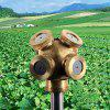 3641 Multifunctional Agricultural Use Sprayer Nozzle -