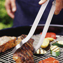 Stainless Steel Long Bread / Spaghetti / Steak / Barbecue Clip -