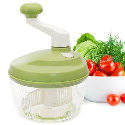 Home Kitchen Multi-function Food Processor Chopping Machine Food Machine Ground Meat Mixing Egg Hand Meat Grinder -