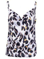 New Leopard Printing Women's Camisole -