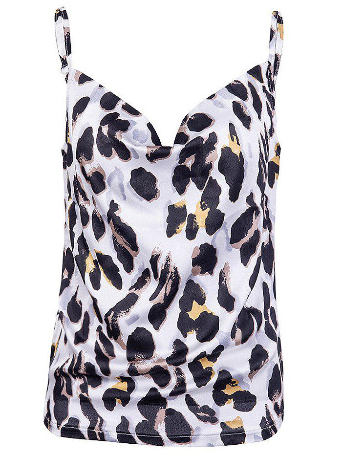 Cheap New Leopard Printing Women's Camisole
