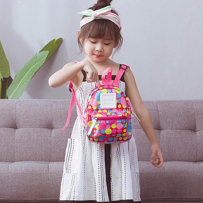 Buy Polyester Baby Anti-lost Cartoon Backpack