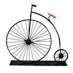 Mini Bicycle Model Ornaments Retro Classic Car Creative Iron Crafts for Gift -