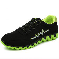 Mesh Rubber Sports Shoes -