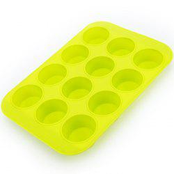 SG116 Silicone Muffin Cup 12 With Mold -