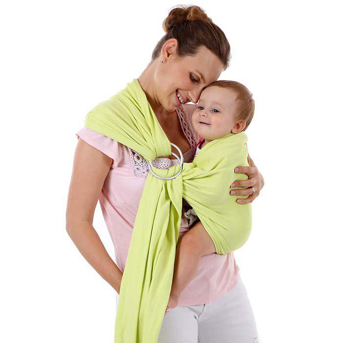Outfits Ring Baby Sling Baby Strap Oxidation Metal Ring