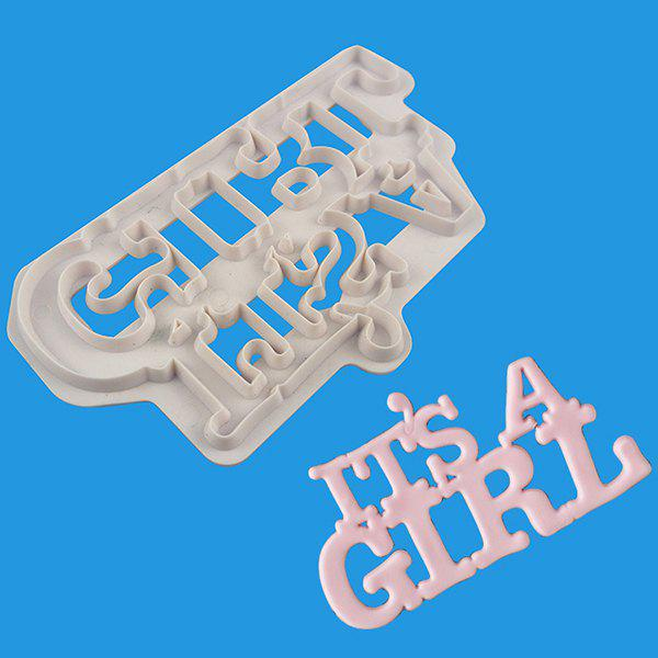 Outfit Biscuit Cutting / Fondant Cake Baking Mold