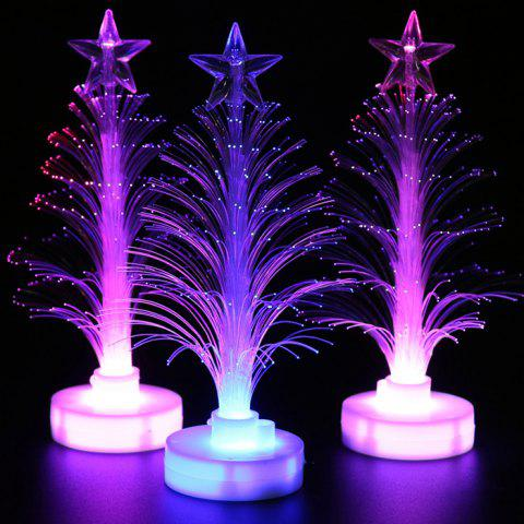 illuminated fiber tree led fiber tree led christmas tree night light gift