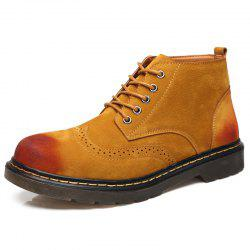 High-top Fashion Boots -