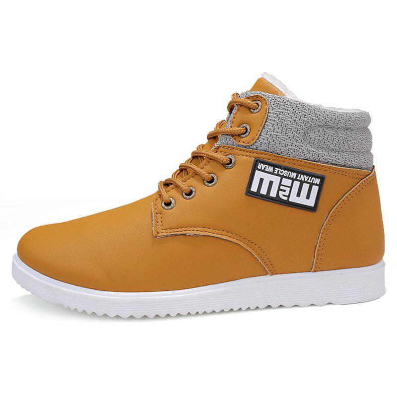 Chaussure chaude homme SYXZ 124 Snow Boots