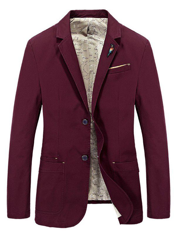 New Men Casual Large Size Fashion Suit Jacket