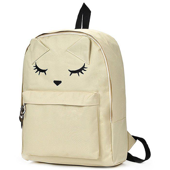 Discount Fashion Travel School Backpack Light Weight Bag for Girl