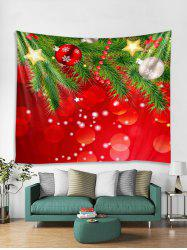 Christmas Snowflake Ball Star Tapestry Art Decoration -