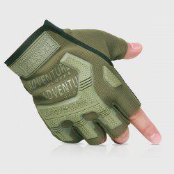 Sports Outdoor Riding Marching Fans Climbing Gloves -