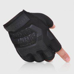 Sports de plein air Equitation Ventilateurs de marche Gants d'escalade - Kaki