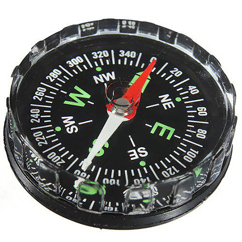 Mini Pocket Liquid Compass Outdoor Navigation Tool