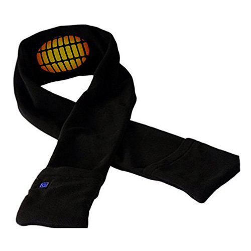Discount Adjustable Temperature Rechargeable Electric Heating Warm Scarf