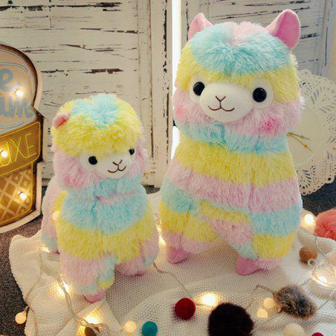 806d2cb5adad RAINBOW Alpaca Plush Toy 3 Size Dolls For Children High Quality Soft Cotton  Baby Brinquedos Animals