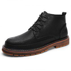 High-top Oxford Brock Shoes H912 -