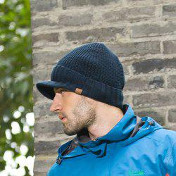 Fashion Trend Men Winter Wool Cap -