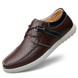 Men Lace-up Casual Shoes Comfortable Stylish Wearable -