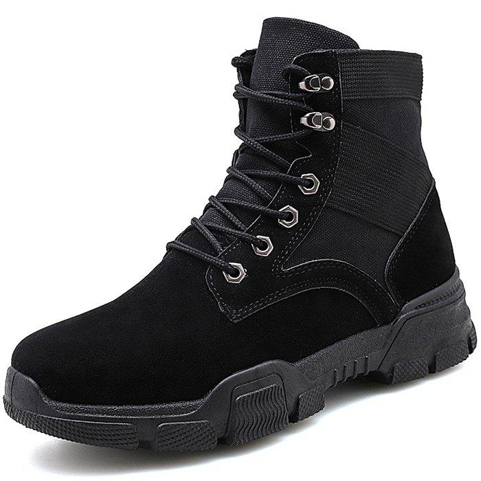 Online Autumn And Winter High Boots Tooling Shoes