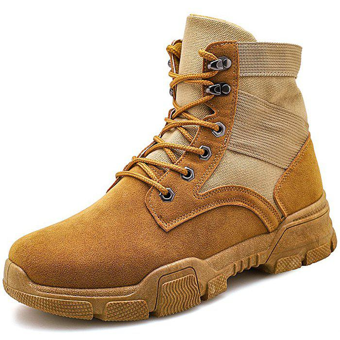 Trendy Autumn And Winter High Boots Tooling Shoes