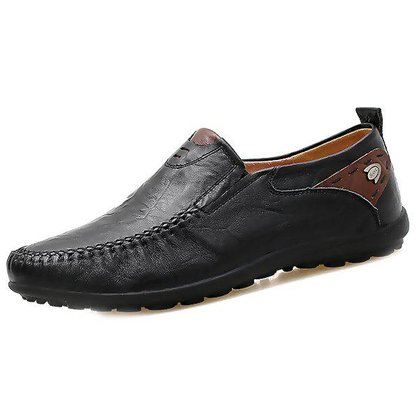 Hot Men Slip-on Flat Shoes Comfortable Leisure Durable