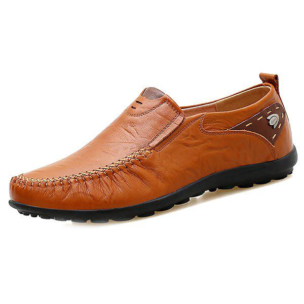 New Men Slip-on Flat Shoes Comfortable Leisure Durable