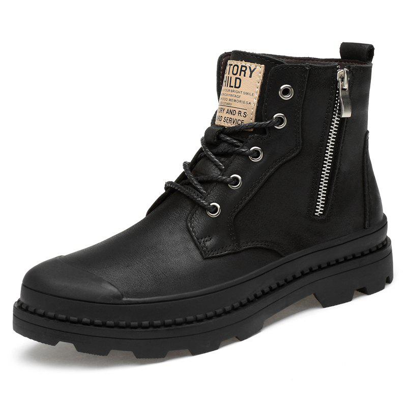 Chic Casual Martin Boots Men
