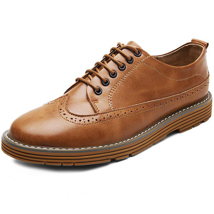 Fancy Casual Creative Oxford Shoes