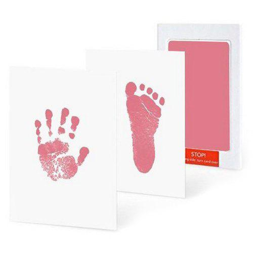 Online Anti-virus Baby Special Hand And Foot Print Free Wash Ink