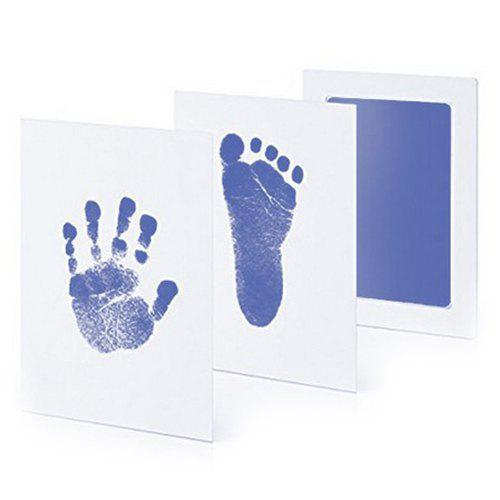 Outfits Anti-virus Baby Special Hand And Foot Print Free Wash Ink