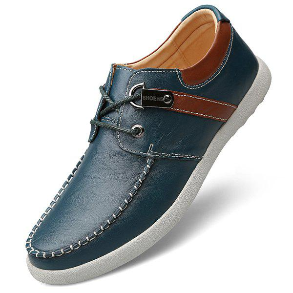 Affordable Men Lace-up Casual Shoes Comfortable Stylish Wearable