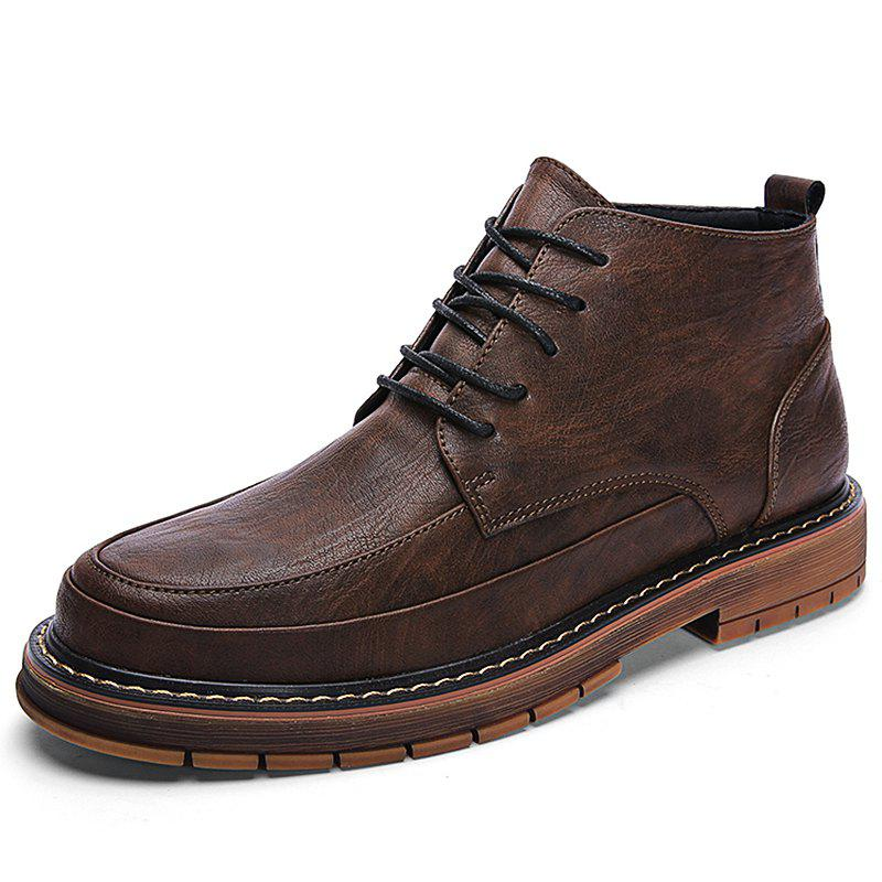 Outfits High-top Oxford Brock Shoes H912