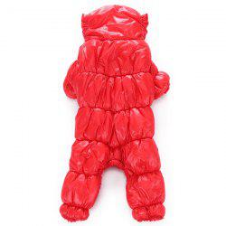 Pet Dog Clothing Winter Clothes for Four-feet Animal -