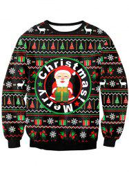91117 Autumn and Winter Women Christmas Sweater -