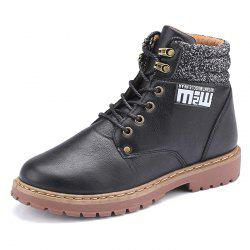 Casual Warm Martin Shoes for Men -