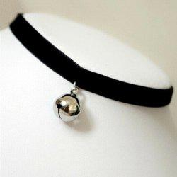 Woman Bell Collar Necklace Choker Ladies -