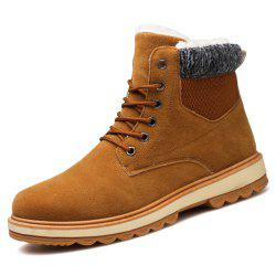 Casual Warm Low Chaussures pour hommes -