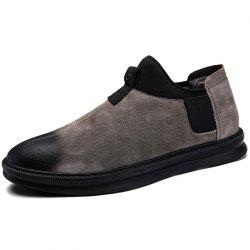 Casual Cotton Leather Shoes for Men -