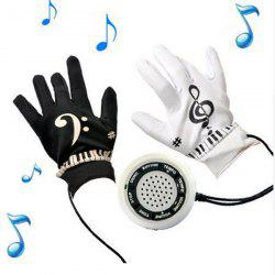 Creative Magic Electronic Piano Gloves Music Instrument -