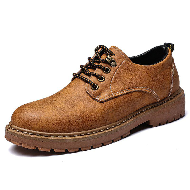 New Casual Low Shoes Men Boot