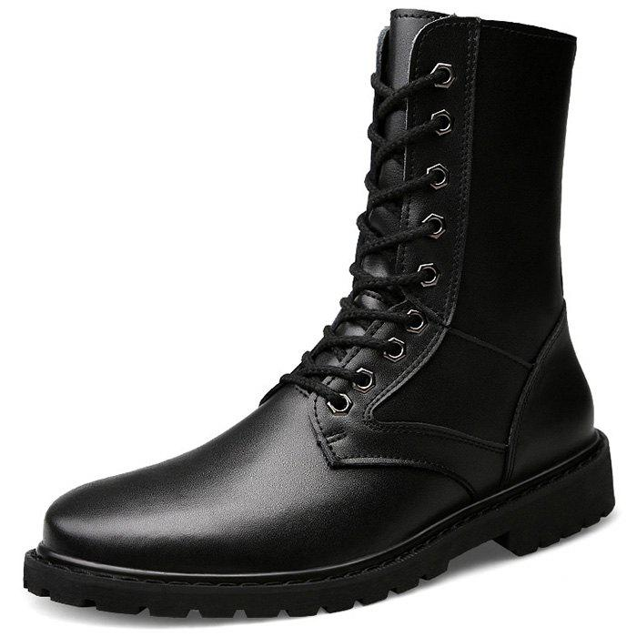 Latest Men High-top Stylish Army Boots