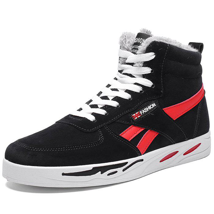 Hot Men's Shoes Cotton  High-top Sports Leisure